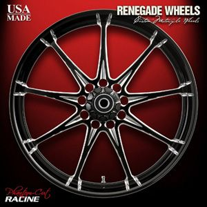 Renegade Phantom Cut Wheels