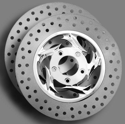 Cheyenne Cog Rotor