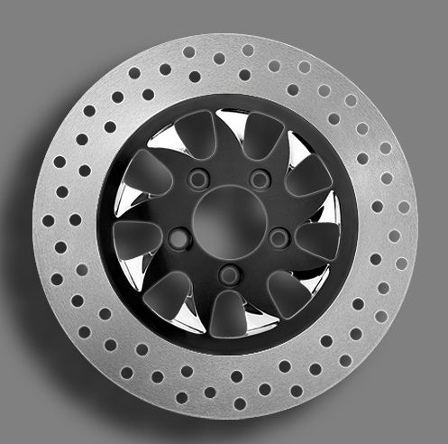 Lincoln PHANTOM-CUT Cog Rotor