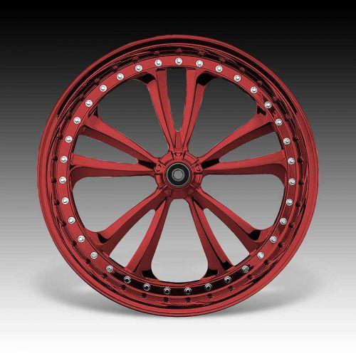 Vail Platinum Aztec Red