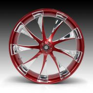 Lincoln  Aztec Red