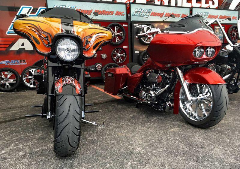 Hawg Halters Inc  GALLERY - Bike Gallery - Hawg Halters Inc